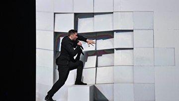 Выступление Сергея Лазарева в финале Евровидения-2016 в Стокгольме