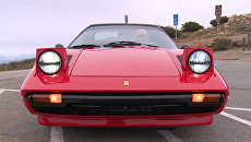 Позеленевший Ferrari: как выглядит первый электроспорткар итальянского бренда