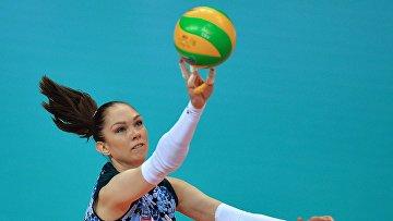 Игрок ВК Динамо-Казань Екатерина Гамова. Архивное фото
