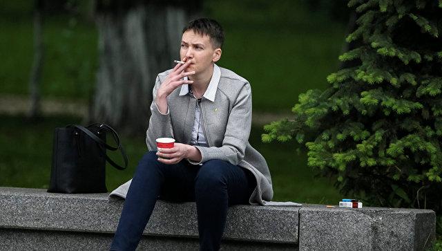 Савченко хочет поговорить и выпить водки с Афанасьевым и Солошенко