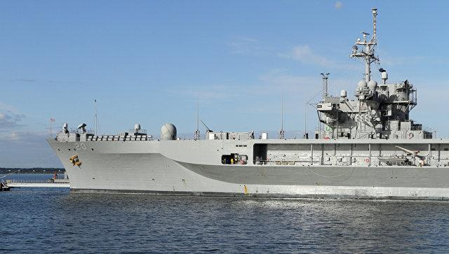 Корабль США. Архивное фото
