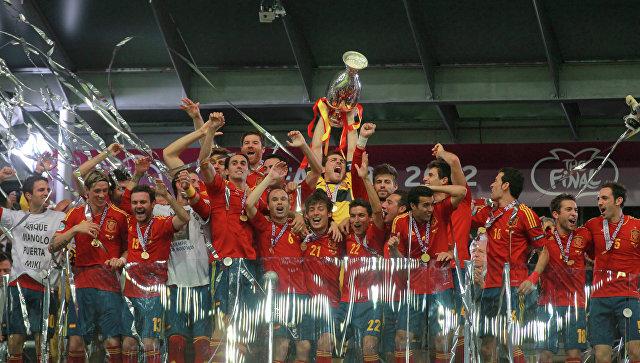 чемпионат европы по футболу 2012 онлайн финал