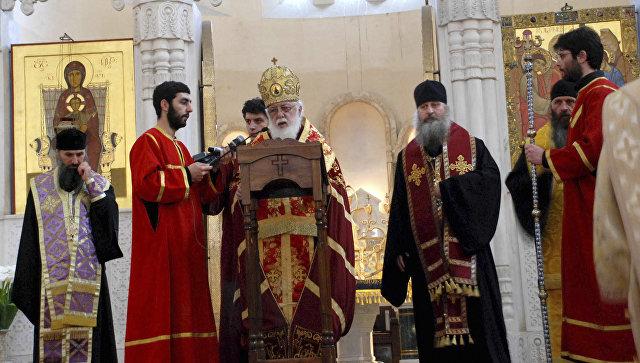 Католикос-патриарх всея Грузии Илия Второй