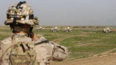 Американские инструкторы в Ираке. Архивное фото