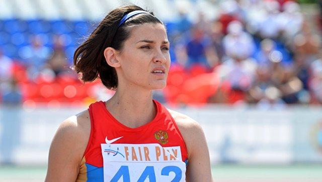 Бегунья Волкова лишилась медали ОИ-2008 из-за допинга