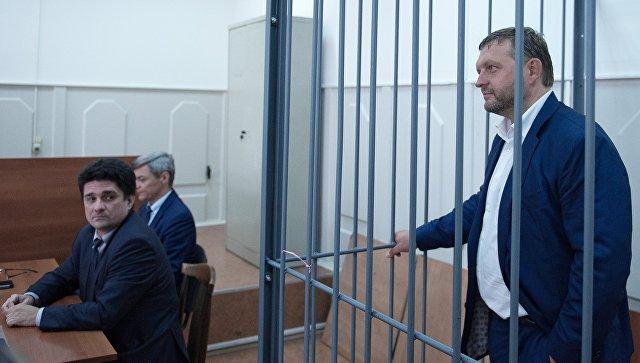 Басманный суд столицы рассмотрит вопрос опродлении ареста Белых до24декабря
