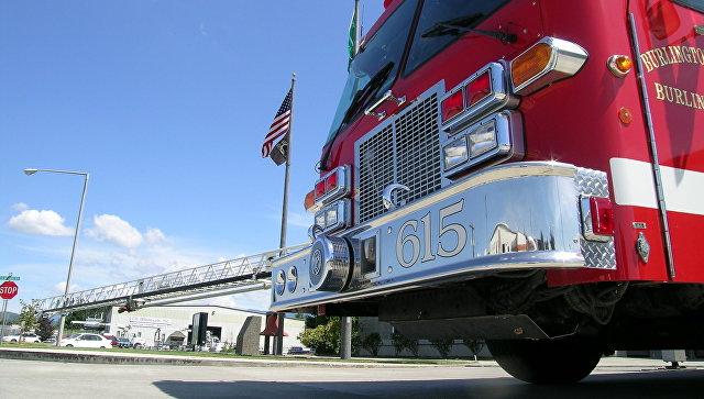 В штате Юта в США более тысячи человек эвакуировали из-за лесного пожара