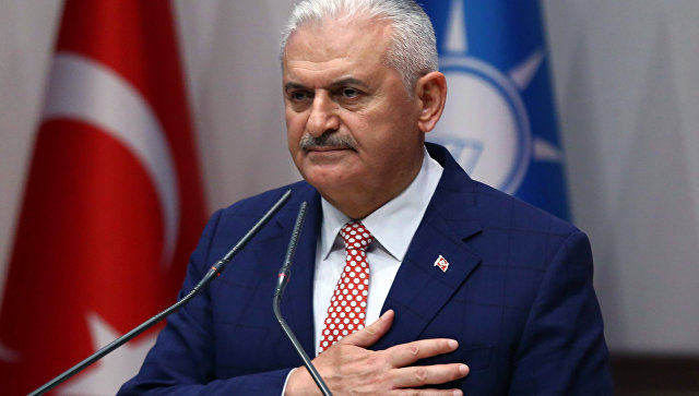 Премьер-министр Турции представил редакторам ведущих СМИ список требований по освещению операции в Африне