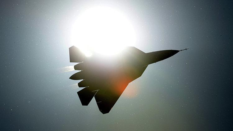 Поставки истребителей 5-го поколения в предстоящем году будут всрок— ВКСРФ