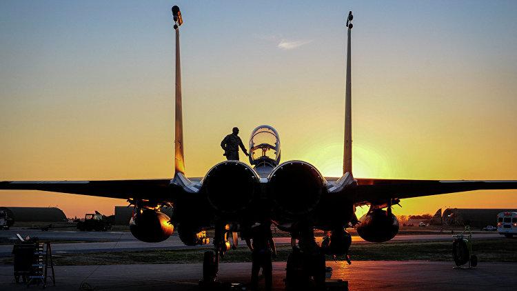 МИД РФ: возглавляемая США коалиция имитирует борьбу с ИГ (ДАИШ)