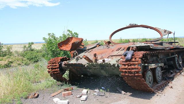ВДонбассе погибли 2,5 тысячи военных— Порошенко