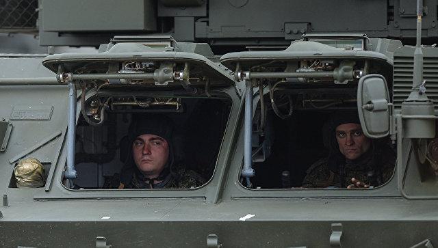 Под Волгоградом зенитчики ЮВО удачно поразили воздушные цели