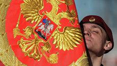 Военнослужащий ВС России. Архивное фото