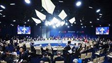 Саммит НАТО в Варшаве. Июль 2016 года