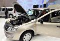Автомобиль Lada Granta CNG