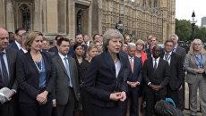 Вместе мы построим лучшую Британию – Мэй о новом политическом курсе страны