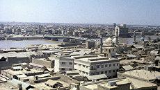 Вид на Багдад, столицу Ирака. Архивное фото