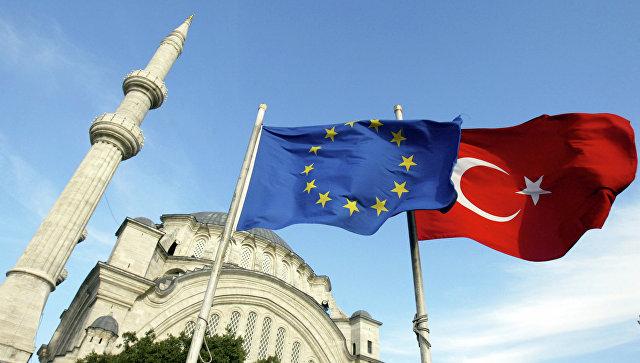 Глава МИД Австрии: Турция не вступит в ЕС в ближайшее время