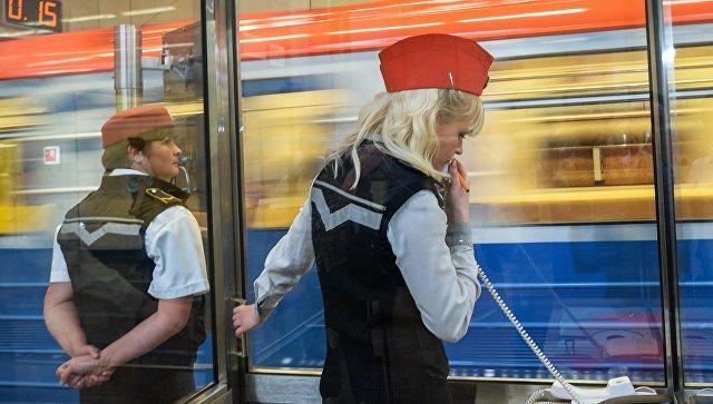 Диспетчеры в метро. Архивное фото