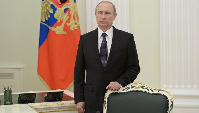 Президент РФ В.Путин выразил соболезнования президенту Франции Ф.Олланду в связи с терактом в Ницце
