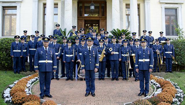 Сводный оркестр Вооруженных сил Греции