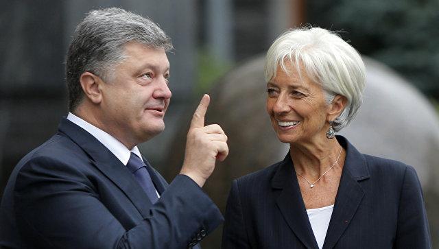 МВФ обсудит транш Украине не доэтого сентября