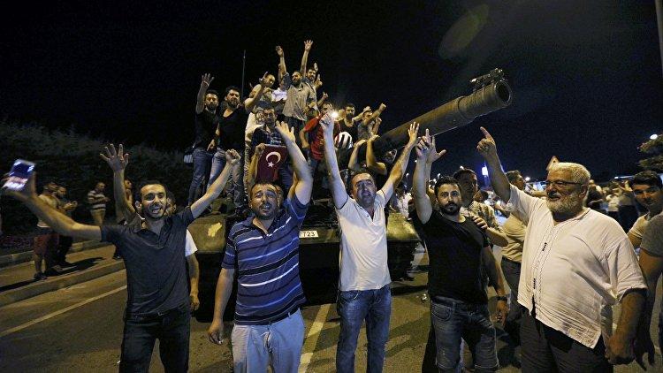 Керри заявил о непричастности США к попытке переворота в Турции