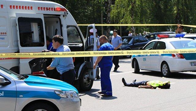 Суд приговорил «алма-атинского стрелка» к смертельной казни