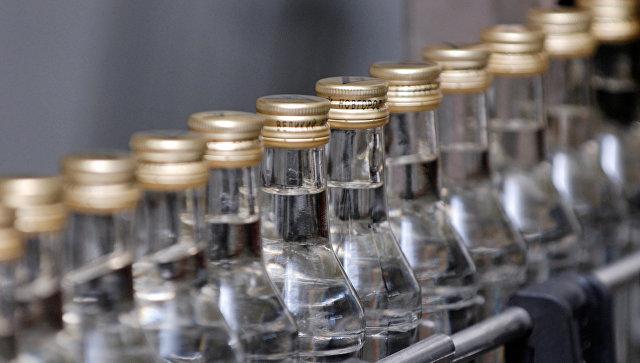 В России выросла минимальная цена на водку и коньяк