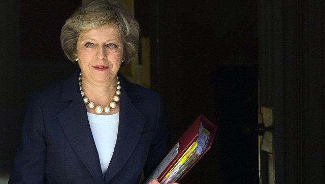 Премьер-министр Британии подписала письмо в Евросоюз о запуске Brexit