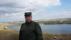Глава республики ЛНР Игорь Плотницкий. Архивное фото