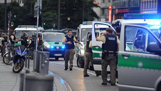 Политика: «Кровавая Германия»: в Мюнхене совершено вооруженное нападение на прохожих