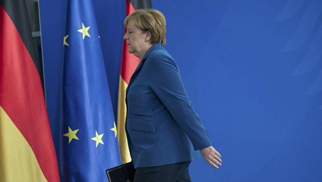Только Российская Федерация иСША могут спасти Алеппо— Меркель