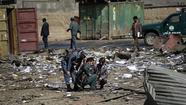 В итоге взрыва вКабуле погибли 24 человека