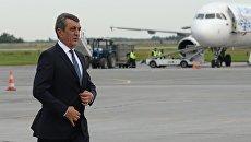 Новый полномочный представитель президента РФ в Сибирском Федеральном округе Сергей Меняйло. Архивное фото