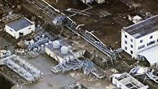 Последствия аварии на АЭС Фукусима-1 в марте 2011 года. Архивное фото