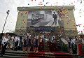 """Открытие кинофестиваля """"Окно в Европу"""" в Выборге. 2010 год"""