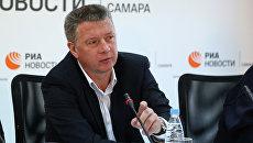 Дмитрий Шляхтин. Архивное фото