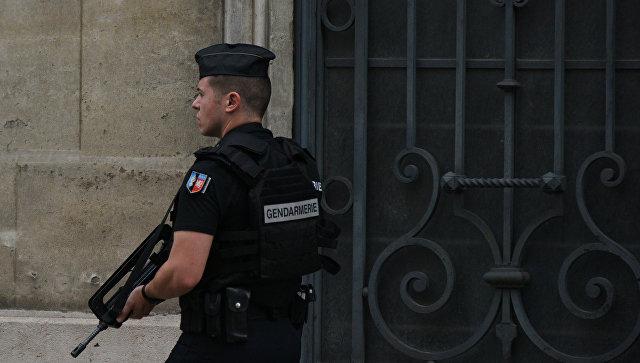 Пытавшегося проникнуть с ножом на Эйфелеву башню поместили в психбольницу