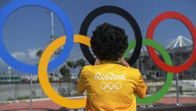 Олимпийский парк в Рио-де-Жанейро.