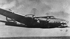Советский самолет. Архивное фото