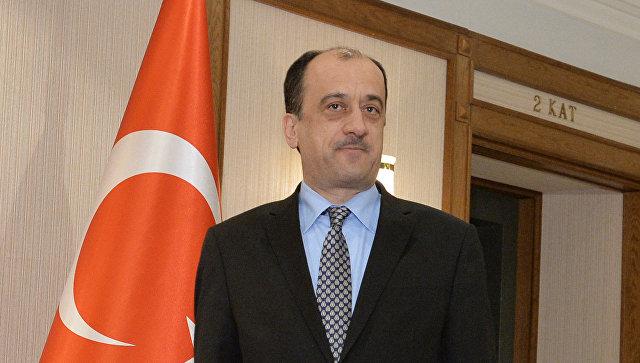 Посол Турецкой республики в РФ Умит Ярдым