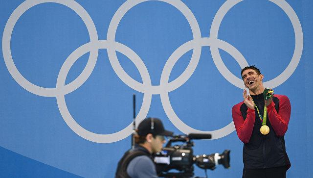 Майкл Фелпс стал 22-кратным олимпийским чемпионом