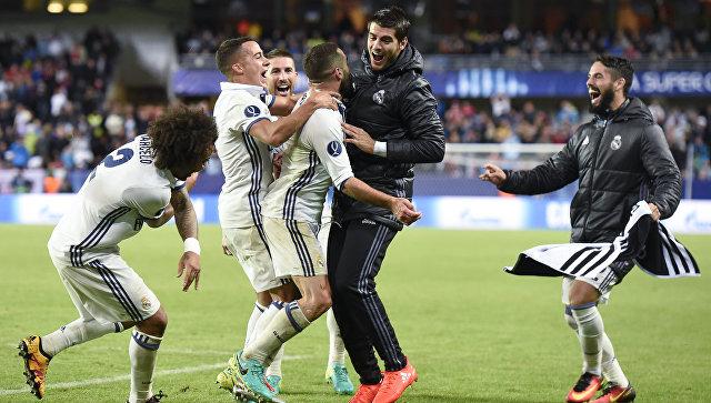 «Реал» стал чемпионом Испании