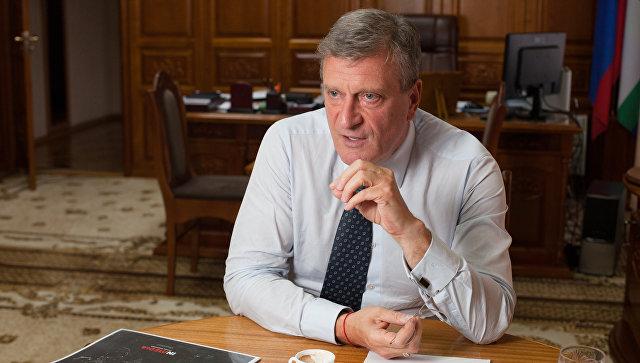 Врио кировского губернатора Васильев желает сражаться запост руководителя региона