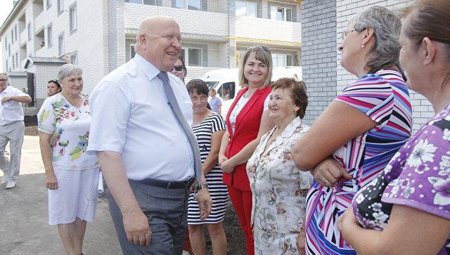 Расселение аварийного жилфонда Нижегородской области продолжится до2024 года