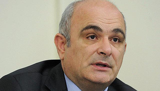Посол России в Иране Леван Джагарян