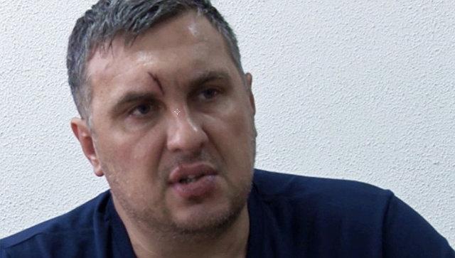 «Крымский диверсант» Панов написал первое письмо из русской тюрьмы