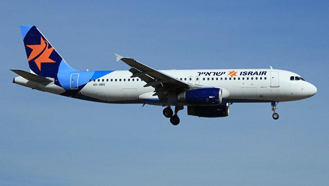 Летевший изСочи израильский самолет сел сотказавшим агрегатом