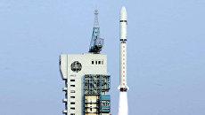 Старт ракеты-носителя Чанчжэн. Архивное фото